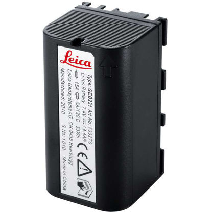 Picture of Leica GEB221, Li-Ion Battery
